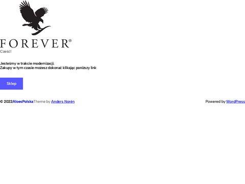 Aloespolska.com Forever Living Products