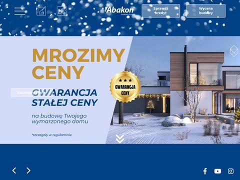 Abakon.com dom z keramzytu