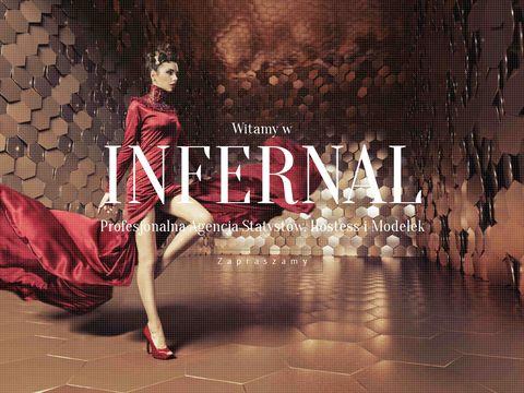 Agencjainfernal.pl statystów hostess i modelek