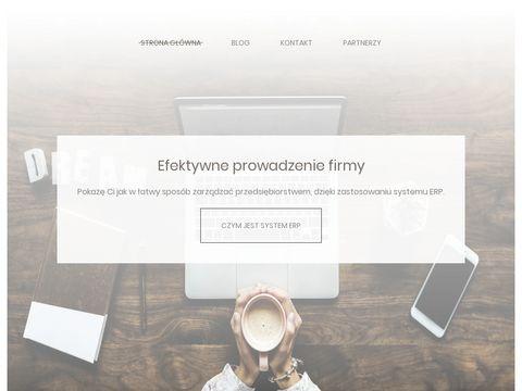 Agnieszkarackiewicz.pl blog o systemach ERP