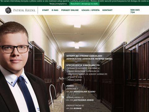 Adwokat-riedel.pl kancelaria