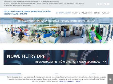Filtry-dpf-fap.pl regeneracja