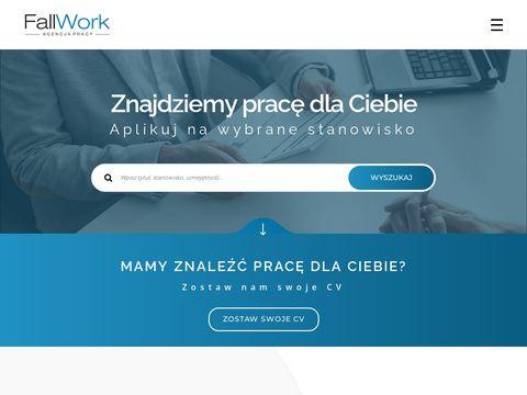 Fallwork.pl pośrednictwo pracy