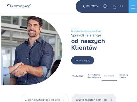 Eurowindykacja.pl należności