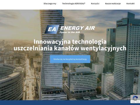 Energyair.pl wentylacja kuchni