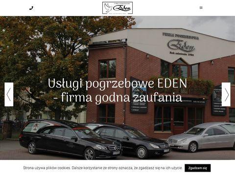 Edenkielce.pl usługi pogrzebowe