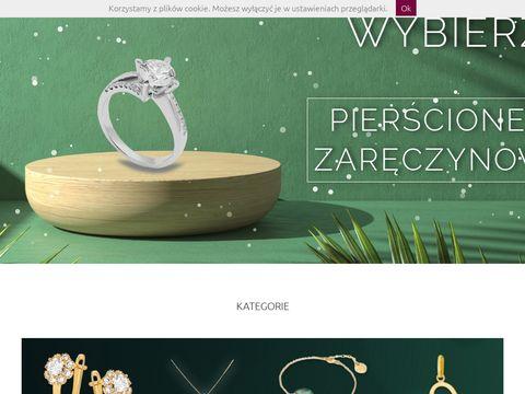 E-azur.pl kolczyki sklep