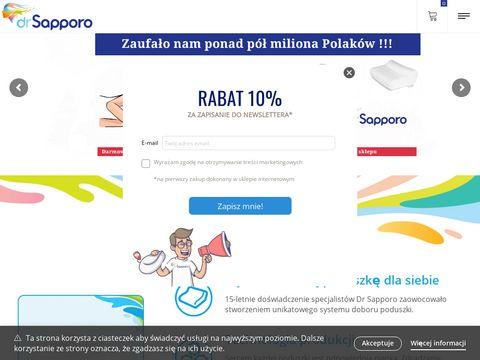 Drsapporo.com poduszka ortopedyczna