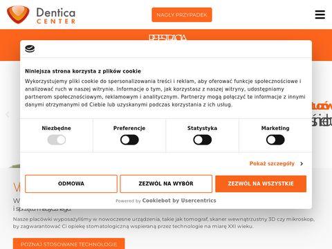 Denticacenter.pl protetyk Rybnik