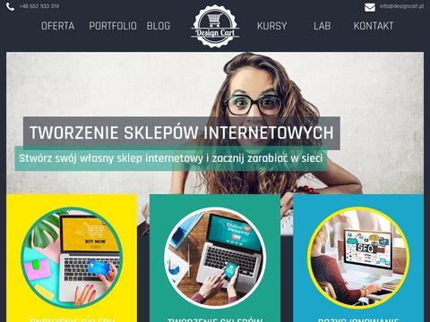 Designcart.pl sklepy internetowe