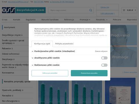 Dezynfekcja24.com OSS sp. z o.o.