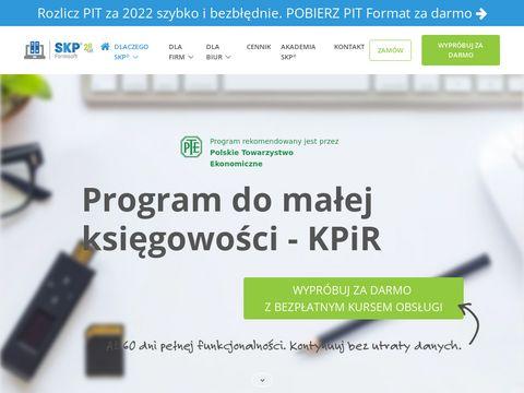 Ksiega-podatkowa.pl program