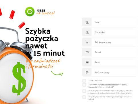 Kwadranspozyczka.pl