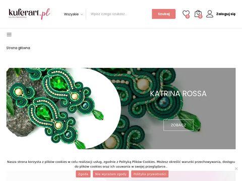 Kuferart.pl biżuteria artystyczna
