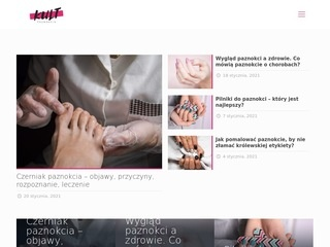 Kult-paznokcia.pl kursy kosmetyczne