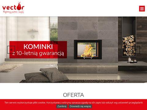 Kominki-vector.pl piece kominkowe klimatyzacja