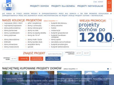 Kbprojekt.pl biuro architektoniczne
