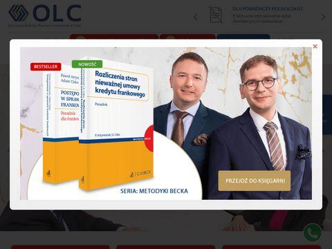 Kancelaria-olc.pl pomoc frankowiczom Wrocław