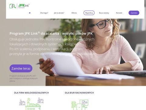 Jpk-link.pl program