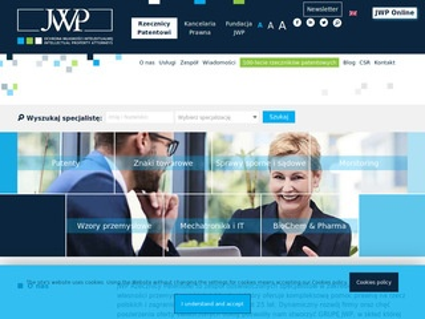 JWP Rzecznicy Patentowi