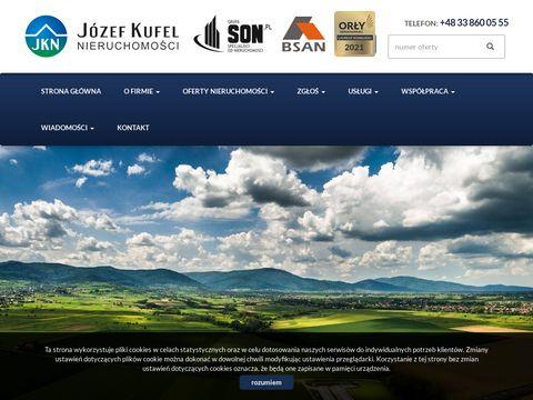 Jkn.com.pl Józef Kufel Nieruchomości