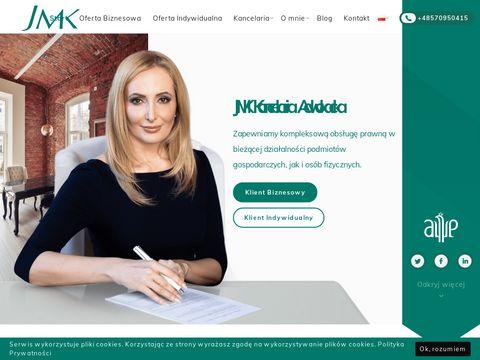 Jmkadwokat.pl prawo spadkowe
