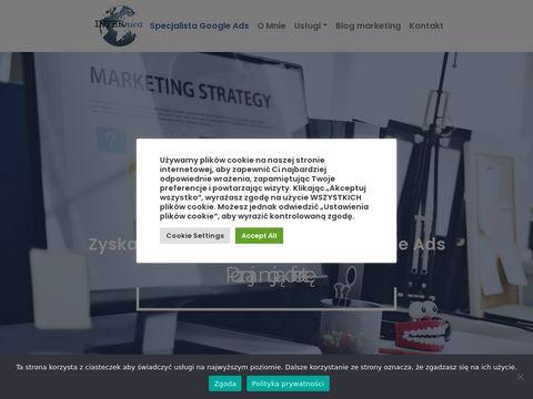 Internica.pl skuteczny marketing internetowy