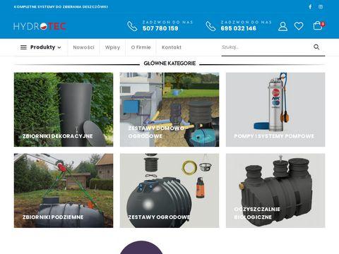 Hydrotec.pro instalacje dla środowiska