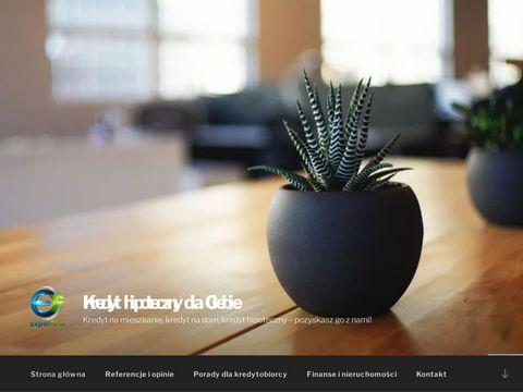 Hipoteka.biz kredyt dla Ciebie niezależny ekspert