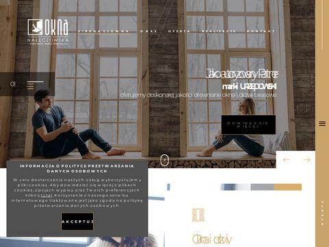 Oknanaleczowska.pl drzwi w Lublinie