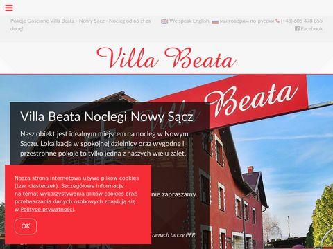 Nocleginowysacz.pl Villa Beata