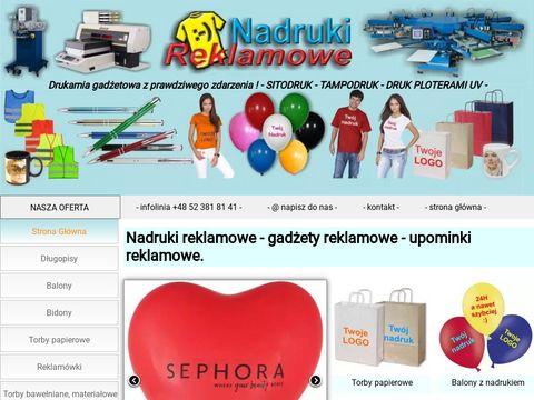 Nadrukireklamowe.com.pl