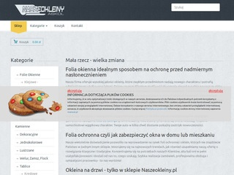 Naszeokleiny.pl folie tuning