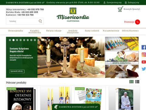 Misericordia.pl hurtownia dewocjonalia