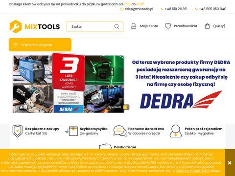 Mixtools.pl elektronarzędzia dla profesjonalistów