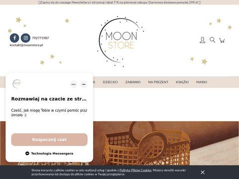 Moonstore.pl zabawki niemowlęce