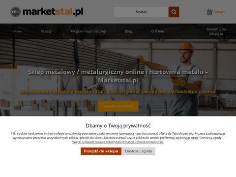 Marketstal.pl hurtownia metalowa-narzędziowa