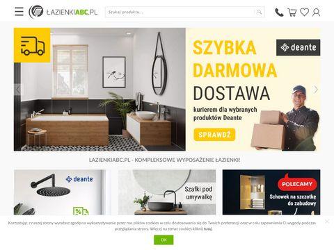 Lazienkiabc.pl sklep internetowy z wyposażeniem