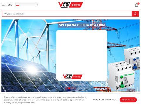 Vcx.com.pl systemy ochrony antyprzepięciowej