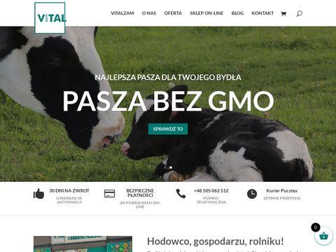 Vitalzam.pl sklep z paszą